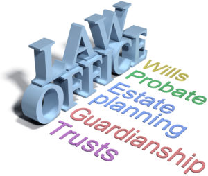 Services of estate planning attorney wills trusts probate