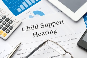 A child support document from an Attorney for Family Law in Peoria IL